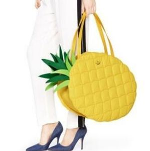 Kate Spade | Wing It Pineapple Tote